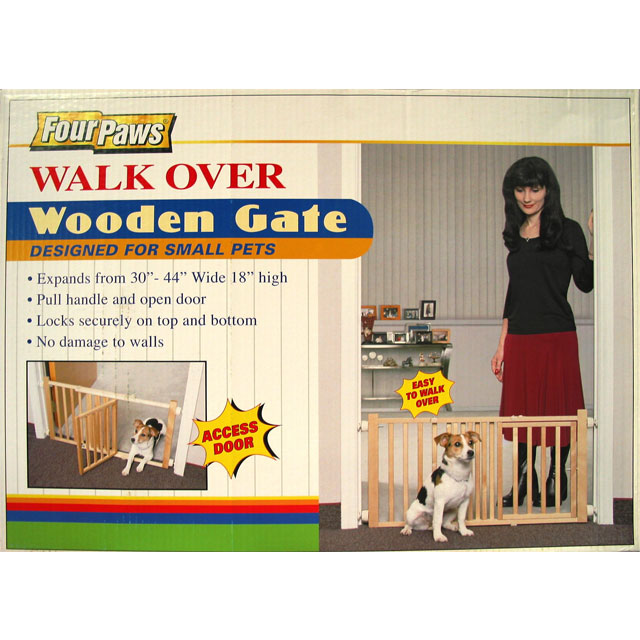 Dog and Puppy Gate