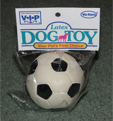 Toy Soccer Ball for Dogs